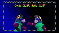 Good Clop, Bad Clop