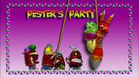 Pester's Party