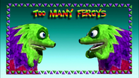 Too Many Fergys