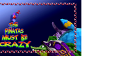 The Piñatas Must Be Crazy