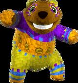 Franklin Fizzlybear 2