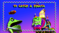 To Catch a Piñata