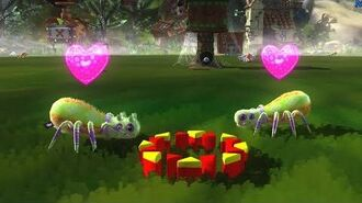 Arocknid Romance Dance (Full Audio) - Viva Piñata TIP - Rare Replay HD-1