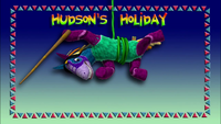 Hudson's Holiday