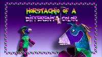 Horstachio of a Different Color