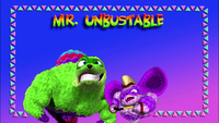 Mr. Unbustable