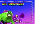 Mr. Unbustable