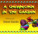 Chewnicorn in the Garden