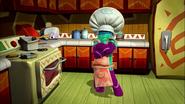 Chef Hudson's Body