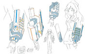 Naked Collider concepts