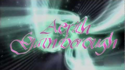VWF Entrance Videos Aerith Gainsborough-1