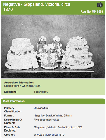 File:WH Vize photo - cakes 1870 Museum Vic.png
