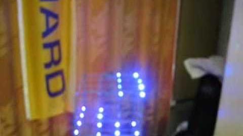 3D CUBE LED Minsk