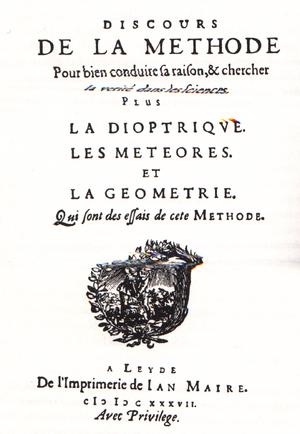 Descartes Discourse on Method