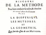 """Декарт Р. """"Рассуждение о методе"""" (1637)"""