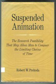 Научно–популярная книга Роберта Прегоды «Анабиоз»