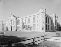 VMI Barracks