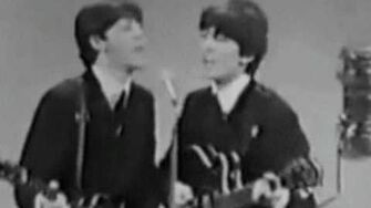 The Beatles - There's a place (Live at BBC 1963)