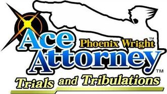 Cross-Examination ~ Allegro 2004 - Phoenix Wright-Playlist of Mentioned Songs (Coronological)