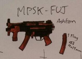 MP5K FUJ