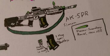 AK-5PR