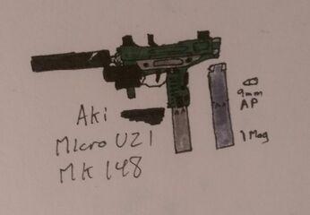 UZI mk148