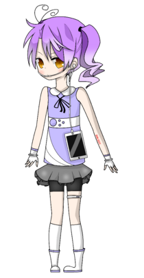 Vocaloid OC - Hana Kashi