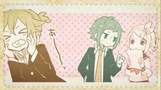 【Rin・Len・GUMI】First Love Academy・School of True Love【English subs】