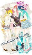 Fashion Book mark