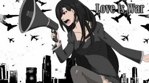 『Vocaloid Revolution』 Love is War Sakura Tsubaki ITALIANO