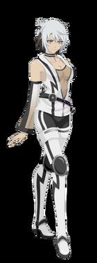 Yumeloid - Kuro-Nee Kawako - New Outfit - Copia