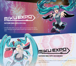 "Image of ""HATSUNE MIKU EXPO 2018 USA & MEXICO"""