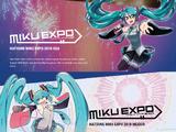 HATSUNE MIKU EXPO 2018 USA & MEXICO