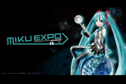 "Image of ""HATSUNE MIKU EXPO 2014 in INDONESIA"""