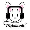 Melobunii logo by prismoid-dapatji