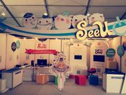 SeeU x AH Airshow 2013