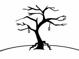 """Image of """"首吊り人の樹と二人の男 (Kubitsuribito no Ki to Futari no Otoko)"""""""