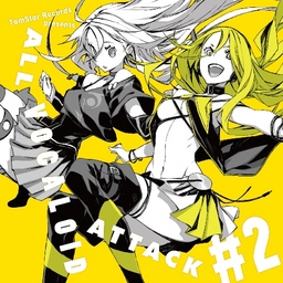 "Image of ""TamStar Records presents ALL VOCALOID ATTACK 2"""