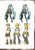 Illu KEI Vocaloid MikuRinLen-img2
