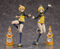 Kagamine Rin and Len Stylish Energy R and L Ver.