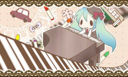 "Image of ""PIANO*GIRL"""