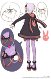 Yuzuki Yukari Sketch 2