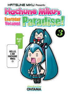 9781626927308 manga-hatsune-miku-presents-hachune-mikus-everyday-vocaloid-paradise-volume-3-primary