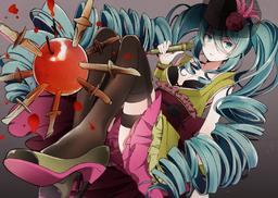 "Image of ""ホップ!ステップ!即死!シアワセダンスデストラップ (Hop! Step! Sokushi! Shiawase Dance Deathtrap)"""