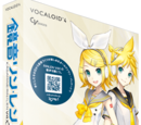 Kagamine Rin/Len V4X