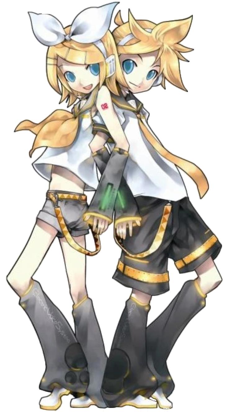 Kagamine Rin Len