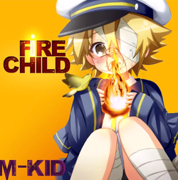 """Image of """"Fire Child"""""""