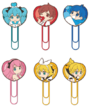 Crypton Rubber Clips