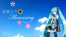 """Image of """"Flowering"""""""