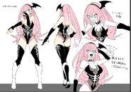 Seraph Character Sheet - Luka